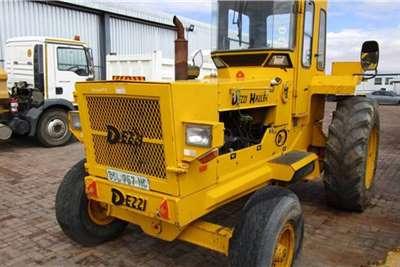Aco 2WD tractors Dezzi H90 Tractor   Runner Tractors