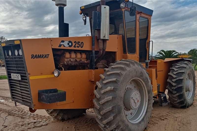 Aco 4WD tractors ACO 250 Non Runner Tractors