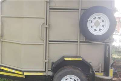Agri-Quipment Game trailers Nic 24 wildswa Agricultural trailers