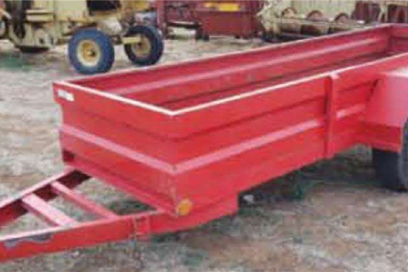 Agri-Quipment Agricultural Trailers