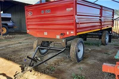 Agri-Quipment BPI 10T massa wa Other