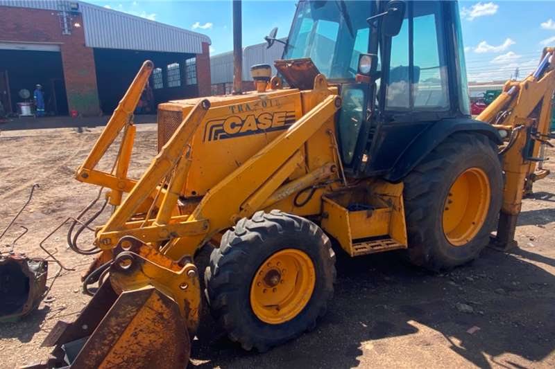 Agri-Quipment Case 580K Wheel loader Stripping For Spares Other
