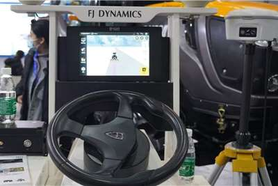 Agri-Quipment FJ Dynamics Auto Steer Kit. Other