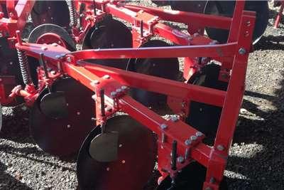 Agri-Quipment LD 4 Disc Plough Other