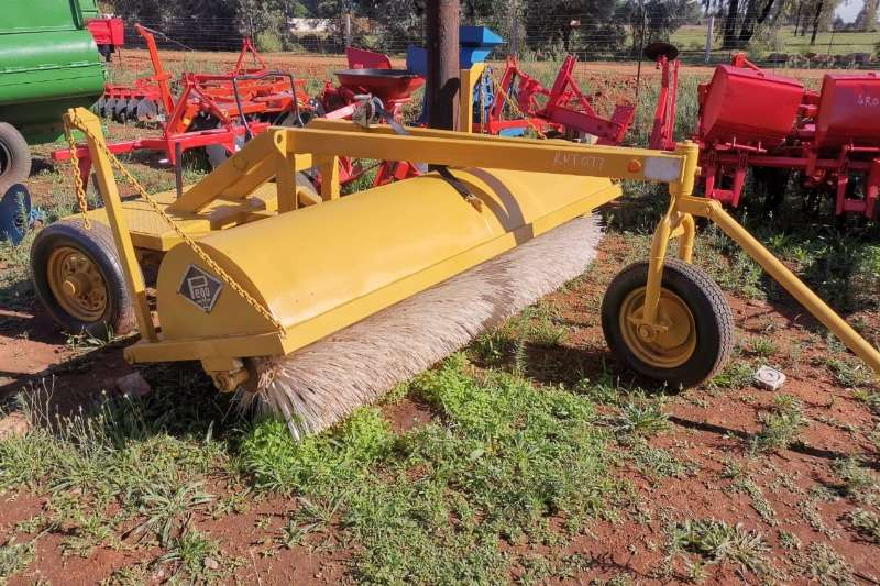 Agri-Quipment Other Pego Road Sweeper 2.4 meter