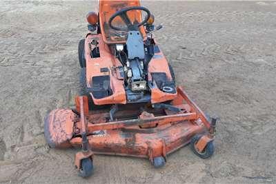 Agri-Quipment Ride On Lawnmower Kubota Other