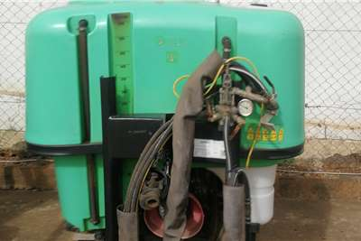 Agri-Quipment Fede 600L Canon sprayer Spraying equipment