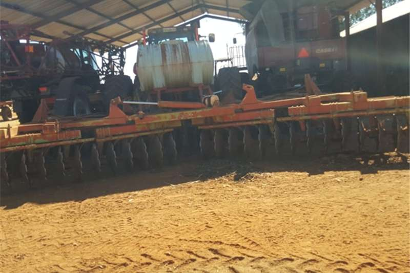Agrico Ploughs
