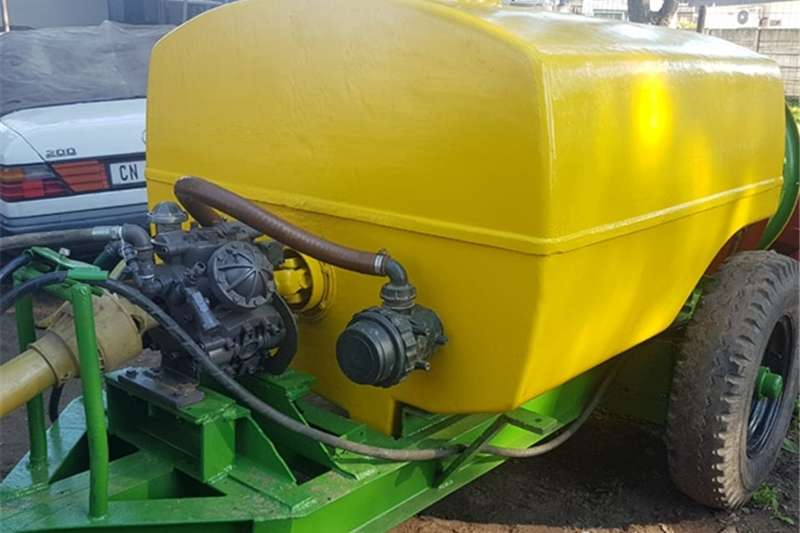 Agrico Sprayers and Spraying Equipment
