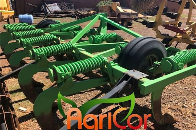 Agrico Tillage equipment 2017
