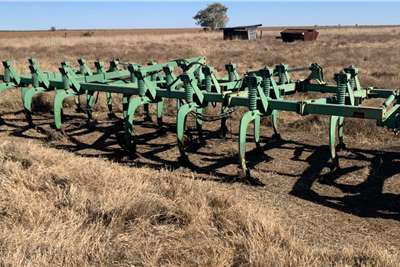 Agrico Ploughs 21 Tand Agrico Beitelploeg Tillage equipment