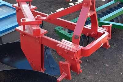 Agrico Ploughs twee skaar raam ploeg Tillage equipment