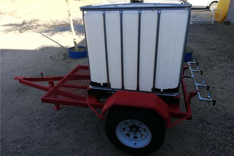 1000lt water trailer Agricultural trailers