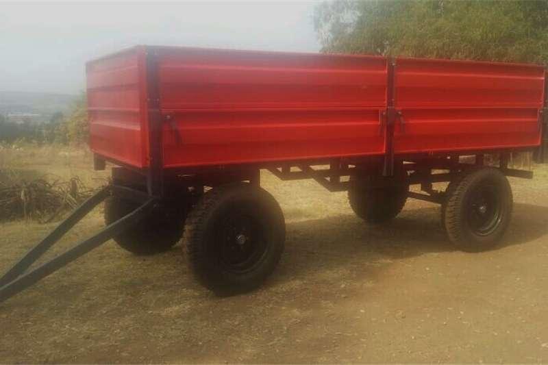 Agricultural trailers 10Ton Bulk trailer 2000