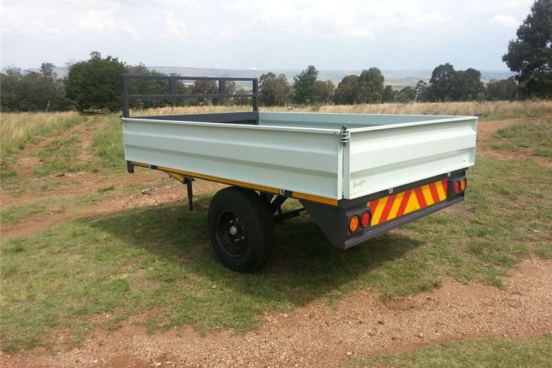Agricultural trailers 3.5Ton trailer