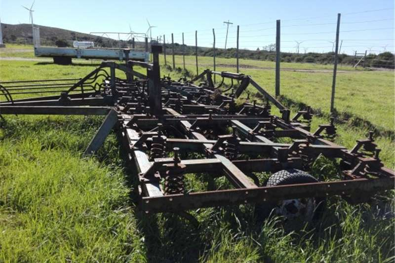 45 Tand Beitelploeg Agricultural trailers