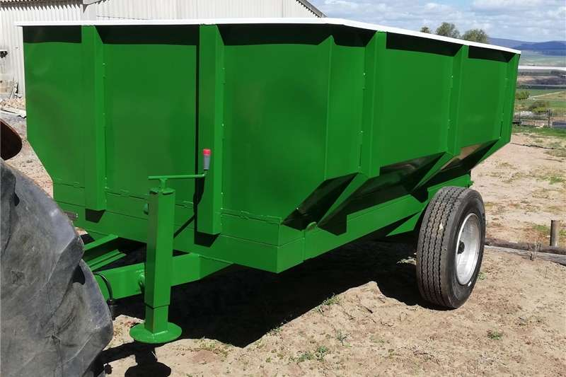 Agricultural trailers 6ton Pars tip Trailer