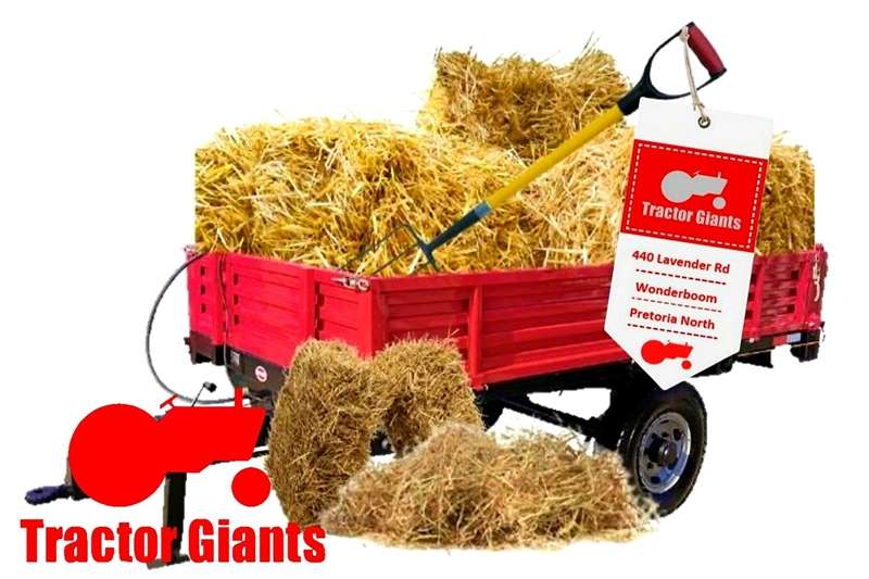 Carts and wagons 5 TON TIPPER TRAILER Agricultural trailers