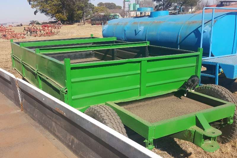 Carts and wagons Citrus Trailer Agricultural trailers