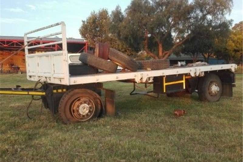 Carts and wagons DOLLY TRAILER Agricultural trailers