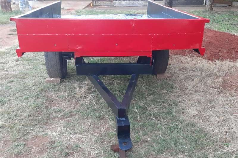Carts and wagons Farm Trailer 3 ton Agricultural trailers