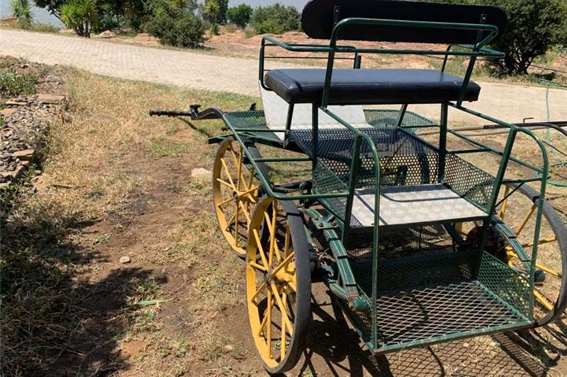 Carts and wagons Horse Carts and a Carriage for sale. In excellent Agricultural trailers