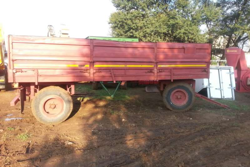 Agricultural trailers Carts and wagons lm 8 ton wa 2013