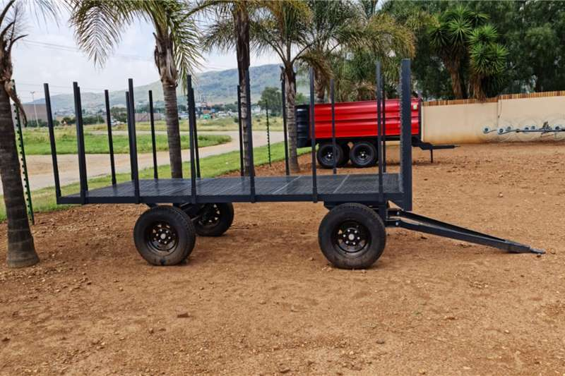 Carts and wagons New 2 ton seedling trailers Agricultural trailers