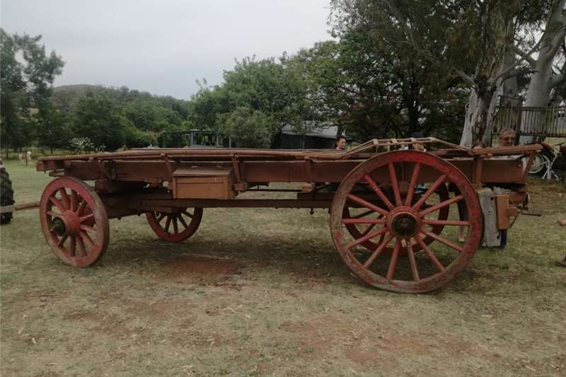 Carts and wagons Ox Wagon for Sale Agricultural trailers