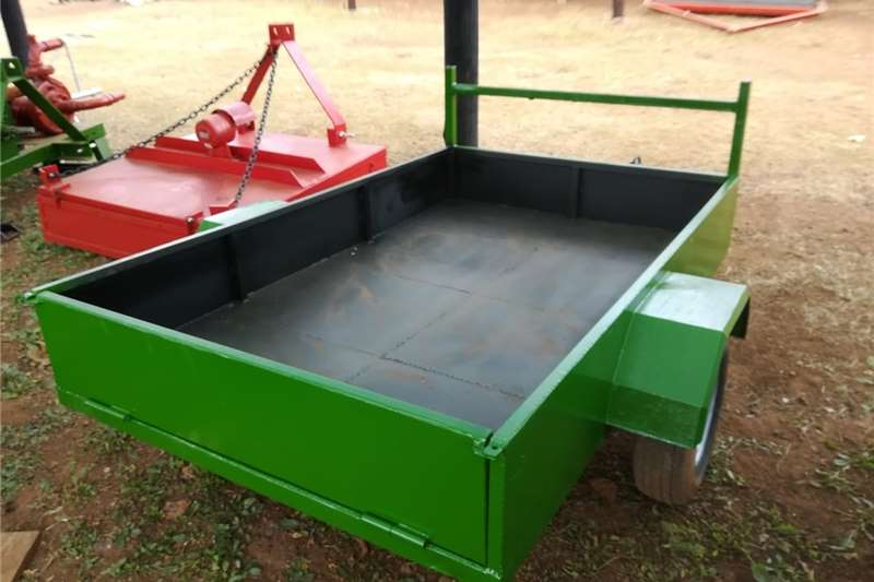 Agricultural trailers Carts and wagons quad trailer