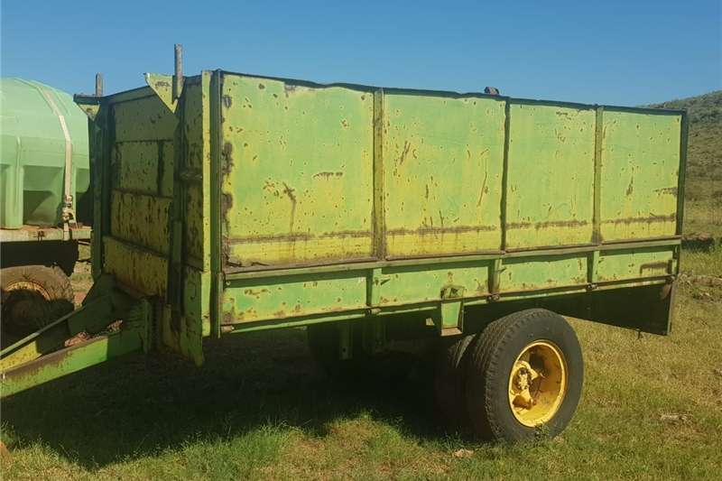 Agricultural trailers Carts and wagons Wagon/ Wa, 7 ton