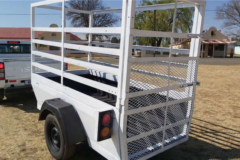 Cattle Sheep Trailer Agricultural trailers