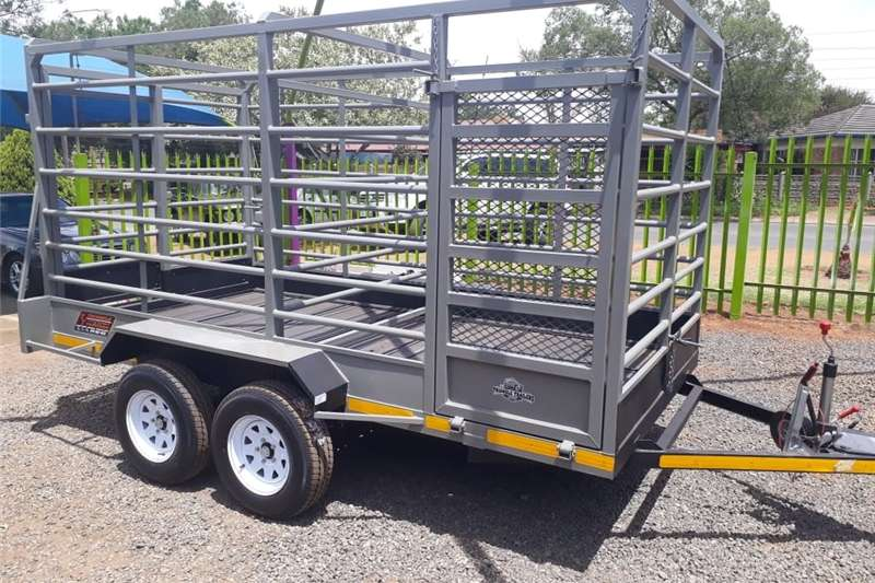Agricultural trailers Cattle trailers 05 CATTLE TRAILERSMODELS 2019