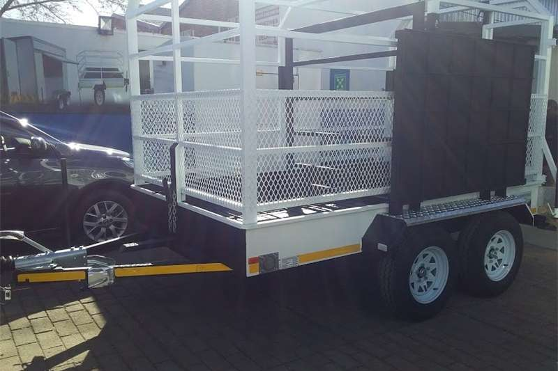 Cattle trailers Cattle Trailer Agricultural trailers