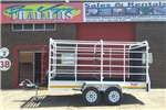 Cattle trailers cattle trailer special Agricultural trailers