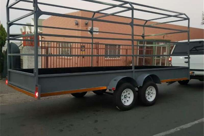 Agricultural trailers Cattle trailers Cattle Trailers