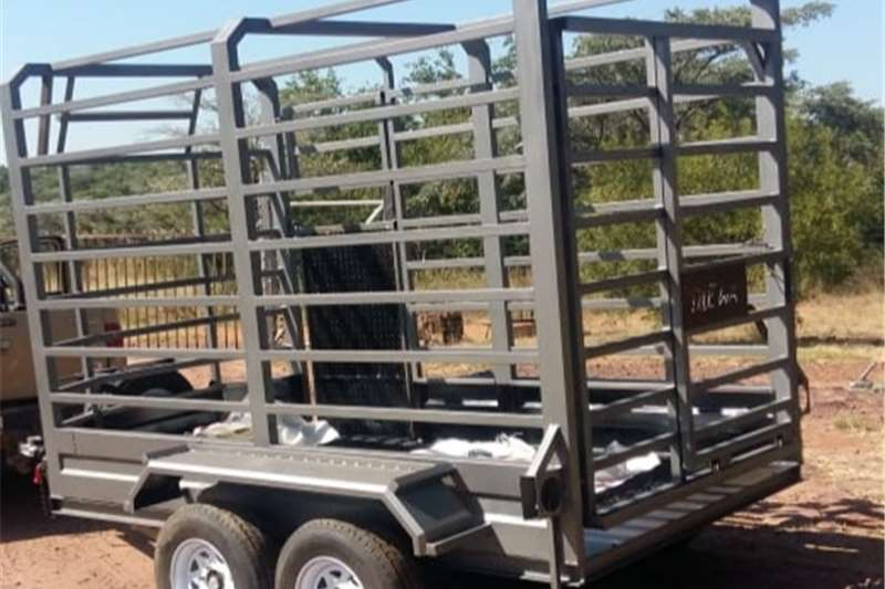 Agricultural trailers Cattle trailers Sleep Wa