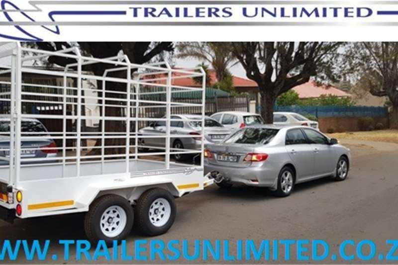 Agricultural trailers Cattle trailers TRAILERS UNLIMITED CATTLE TRAILERS.  3000 x 1700 x