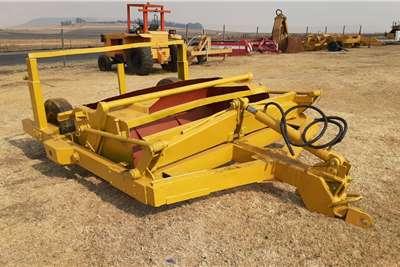 Damskrop Dam Scoop Agricultural trailers