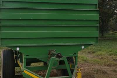 Debulking trailers 8 Ton Tapkar Agricultural trailers