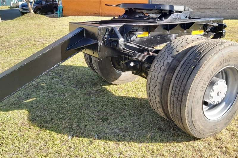 Agricultural trailers Dolly Single Axle