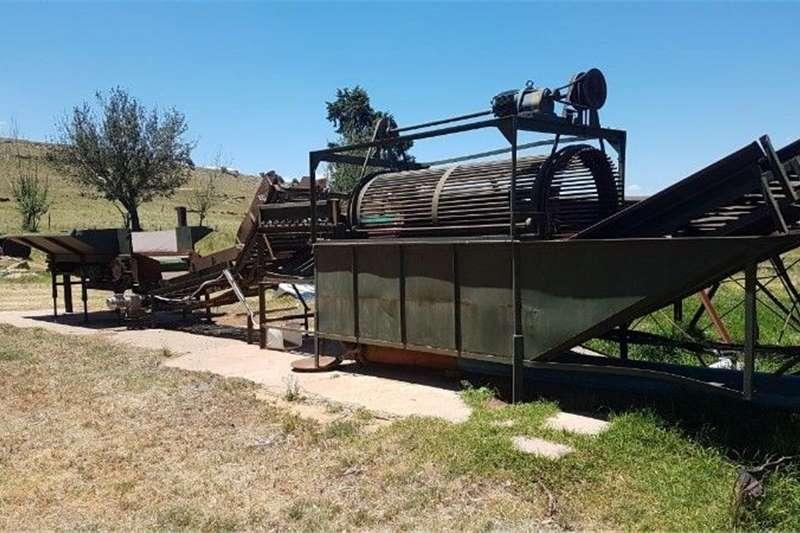Agricultural trailers Dormas Klasser
