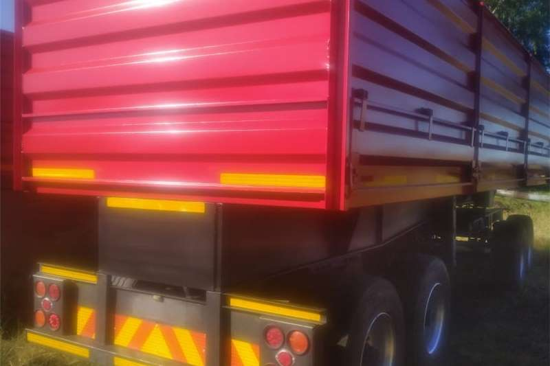 Dropside trailers 22ton dubble axle dropside Agricultural trailers