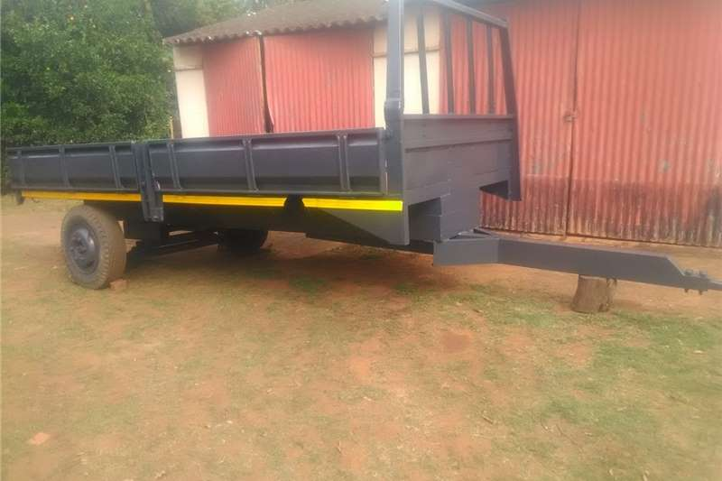 Dropside trailers Farm Trailer Agricultural trailers