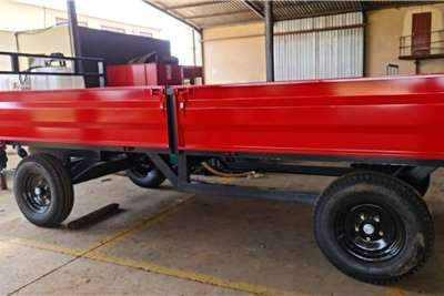 Dropside trailers New 4.2 ton farm trailers Agricultural trailers