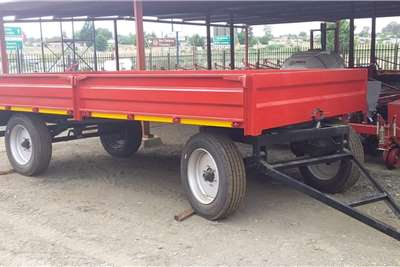 Dropside trailers New  8 ton dropside trailers Agricultural trailers