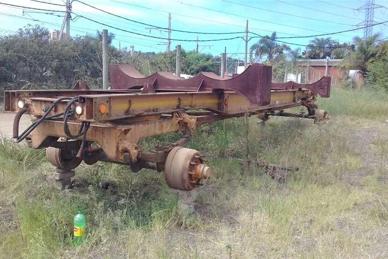 Agricultural trailers Farm trailer R 15000