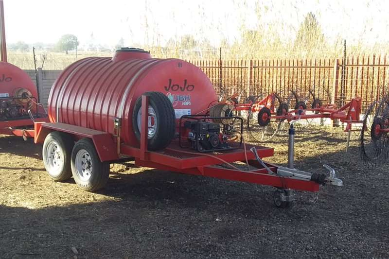 Fire fighting trailers 2500 ltr High Speed firefighting Trailers Agricultural trailers