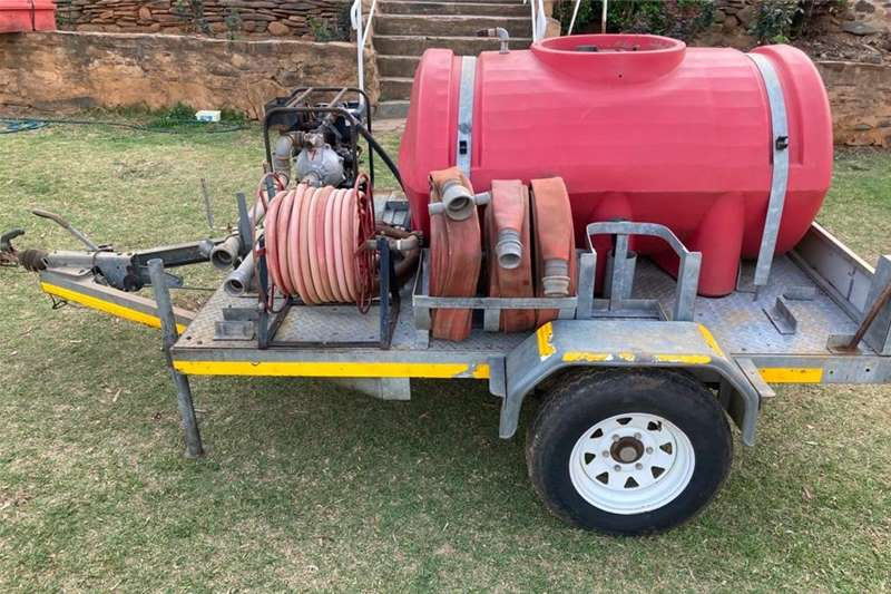 Fire fighting trailers Firefighter trailer Agricultural trailers