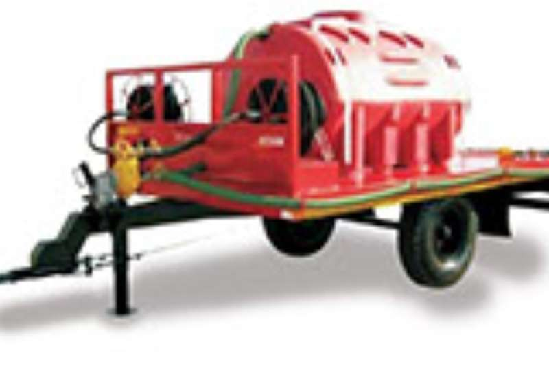 Fire fighting trailers JBH AGRI 2500 LITRE F/FIGHTER TRAILER H/SPD D/AXLE Agricultural trailers